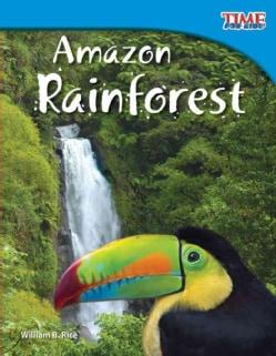 Amazon Rainforest (Paperback)