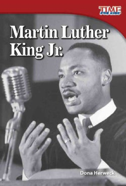 Martin Luther King Jr.: Early Fluent Plus (Paperback)