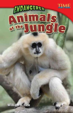 Endangered Animals of the Jungle (Paperback)