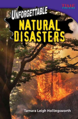 Unforgettable Natural Disasters (Paperback)