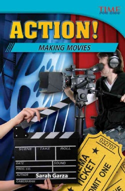 Action! Making Movies (Paperback)