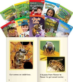 Time for Kids Nonfiction Readers: Emergent Set 3 (Paperback)