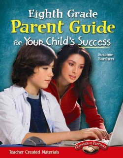 Parent Guide for Your Child's Success, Grade 8 (Paperback)