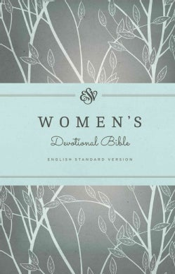 The Holy Bible: English Standard Version Green Womens Devotional Bible (Hardcover)