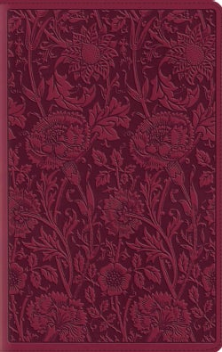 The Holy Bible: English Standard Version, Berry, Floral, Trutone (Paperback)
