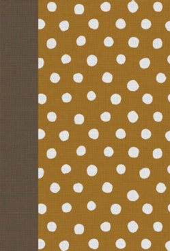 Holy Bible: Esv Bible, Polka Dots With Ribbon Marker (Hardcover)