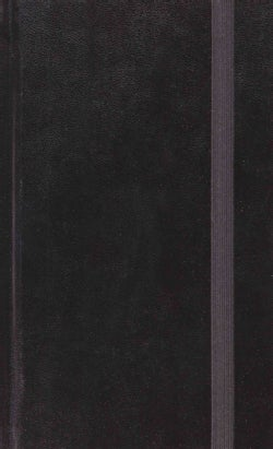 The Holy Bible: English Standard Version Black Journaling Bible, Writers Edition (Hardcover)