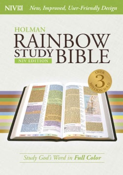 Holman Rainbow Study Bible: New International Version (Hardcover)