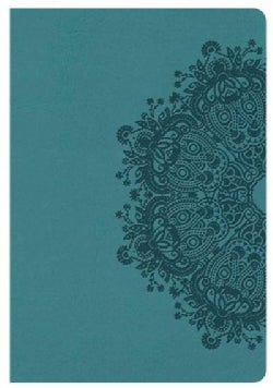 Holy Bible: King James Version, Ultrathin Bible, Teal Leathertouch (Paperback)