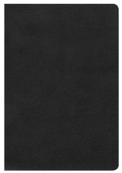 Holy Bible: King James Version, Ultrathin Reference Bible, Black Leathertouch (Paperback)