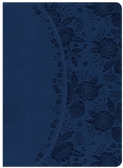 Holman Study Bible: New King James Version, Indigo Leathertouch (Paperback)