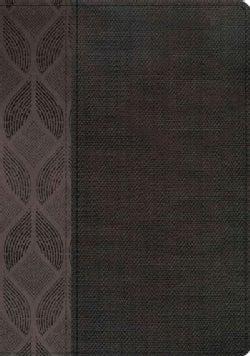 Santa Biblia: Reina-valera 1960, Geometrico / Twill Gris Simil Piel Con Indice (Paperback)