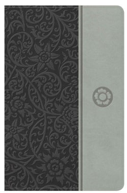 Holy Bible: Reader's Reference Bible: Nkjv Edition, Gray Leathertouch (Paperback)