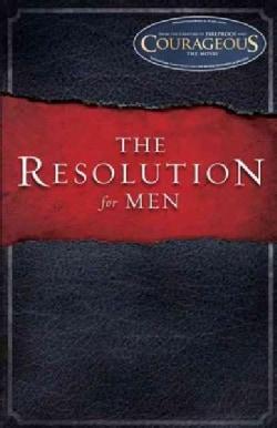 The Resolution for Men (Paperback)