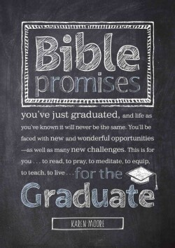 Bible Promises for the Graduate (Hardcover)