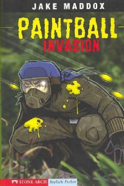Paintball Invasion (Paperback)