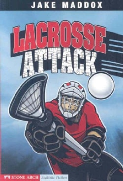 Lacrosse Attack (Paperback)