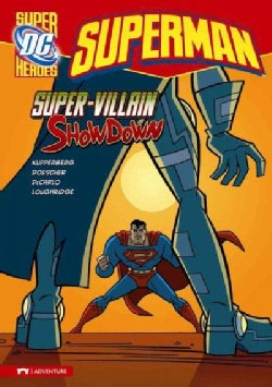 Superman, Super-Villian Showdown (Paperback)