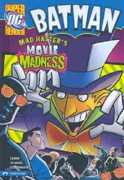Mad Hatter's Movie Madness (Hardcover)