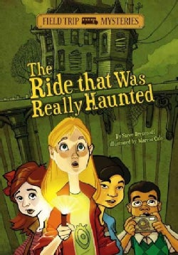 The Ride That Was Really Haunted (Hardcover)
