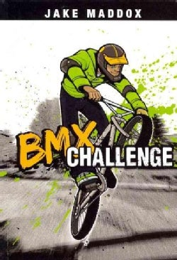 BMX Challenge (Paperback)