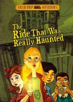 The Ride That Was Really Haunted (Paperback)