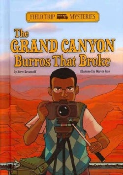The Grand Canyon Burros That Broke (Hardcover)
