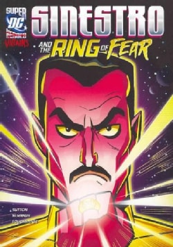 Sinestro and the Ring of Fear (Paperback)