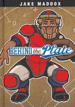 Behind the Plate (Hardcover)