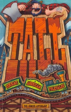 Tall: Great American Folktales (Paperback)