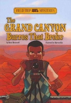 The Grand Canyon Burros That Broke (Paperback)