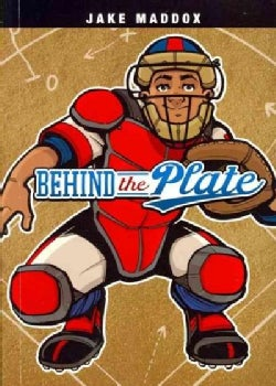 Behind the Plate (Paperback)
