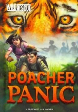 Poacher Panic (Hardcover)