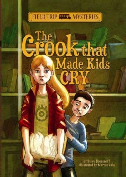 The Crook That Made Kids Cry (Paperback)
