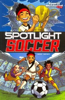 Spotlight Soccer (Paperback)