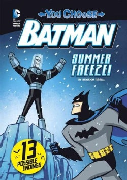 Summer Freeze! (Hardcover)