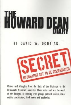 The Howard Dean Diary (Paperback)