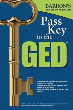 Barron's Pass Key to the GED Test (Paperback)