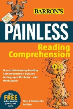 Painless Reading Comprehension (Paperback)