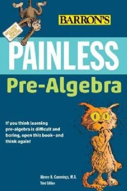 Barron's Painless Pre-Algebra (Paperback)