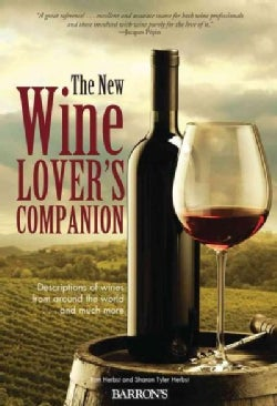 The New Wine Lover's Companion: Descriptions of Wines from Around the World (Paperback)