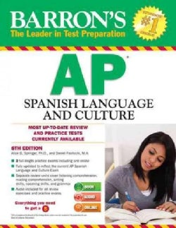 Barron's AP Spanish Language and Culture