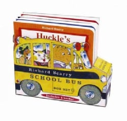 School Bus Box Set (Board book)