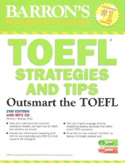 Barron's TOEFL Strategies and Tips: Outsmart the TOEFL