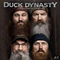 Duck Dynasty 2014 Calendar (Calendar)