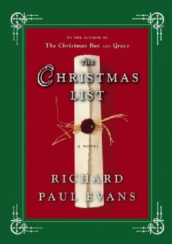 The Christmas List (Hardcover)