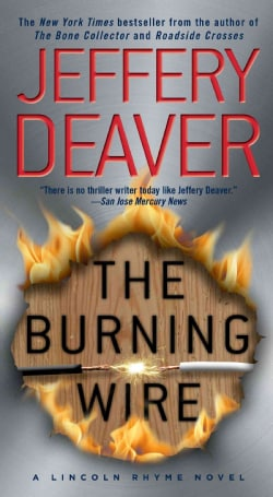 The Burning Wire (Paperback)