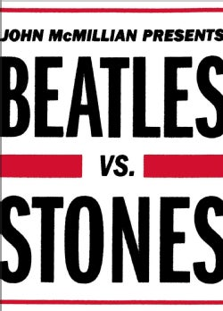 Beatles Vs. Stones (Hardcover)