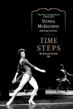 Time Steps: My Musical Comedy Life (Paperback)