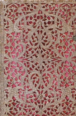 Blush Pink Midi Lin (Notebook / blank book)